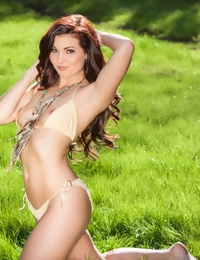 Meet Cybergirl Mariela Henderson, a cute brunette from Indianapolis, Indiana. She�s petite � just 5�2� � and all natural, with a real Midwestern appea